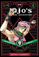 JoJo's Bizarre Adventure: Part 2--Battle Tendency, Vol. 3 by Araki, Hirohiko, NE