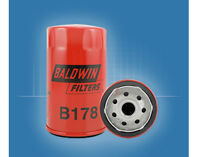 Full-Flow Spin-on Oil Filter Baldwin B178 for various auto and Machinery engines