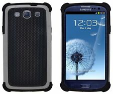 GizzmoHeaven Samsung Galaxy S3 Shock Proof Phone Case Heavy Duty Hard Stylish