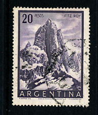 Used Single Argentine Stamps