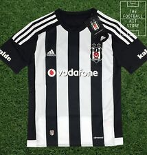 Besiktas Away Shirt - Official Adidas Boys Turkish Football Shirt - All Sizes
