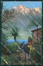 Brescia Limone cartolina QK7070