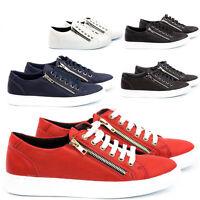 Scarpe Uomo Sneakers Pelle PU Casual Francesine Mocassini Ginnastica Comode S35