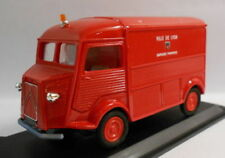 Camión de bomberos de automodelismo y aeromodelismo color principal rojo escala 1:43