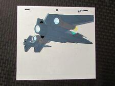 "1996 WING COMMANDER Cartoon Animation Cel & Drawing 10x9"" Universal F-42"