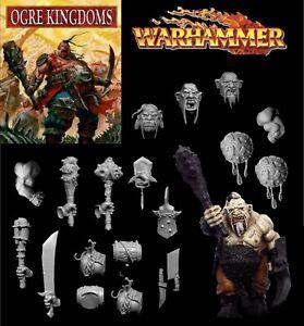 GAMES WORKSHOP Warhammer FANTASY BITZ  Ogre Kingdoms Bits *FREE UK POSTAGE*