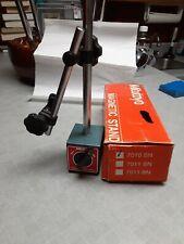 Magnetic Base Stand Indicator Holder Tool Mitutoyo 7010SN// Kanetec MB-B