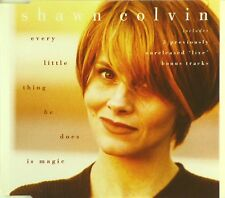 Maxi CD - Shawn Colvin - Every Little Thing He Does Is Magic - #A2249