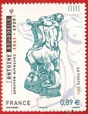 2011 - ADHESIF -TIMBRE FRANCE NEUF**A.BOURDELLE-SCULPTURE - STAMP.Yt. N°633