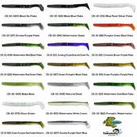 Yamamoto Swim Senko 5 Inch Soft Plastic Baits Any Color 31-10 Fishing Lures