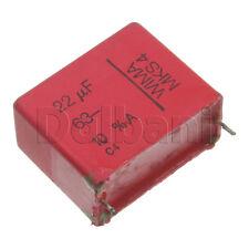 MKS4 Original Pulled WIMA Metallized Polypropylene MKP Audio Capacitor 63V 22uF
