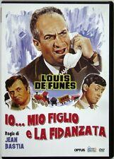 Dvd Io ... mio figlio e la fidanzata con Louis De Funès 1960 Usato edit. raro