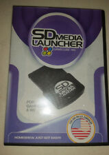 Datel SD Media Launcher/Action Replay PLAY BACKUPS Nintendo GameCube FAST SHIP!!