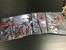 V44 GABRIELE DELL'OTTO SPIDERMAN RAGNOVERSO serie da 13 a 18 cover