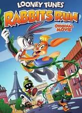 Looney Tunes: Rabbits Run (DVD, Animation, 2015)