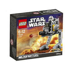 New In Box Sealed Lego Star Wars 75130 Micro Fighters - AT-DP