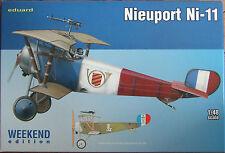 EDUARD 1/48 NIEUPORT Ni-11 WEEKEND 8422 *NEW*