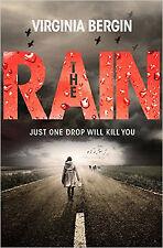 La lluvia, Nuevo, Bergin, libro de Virginia