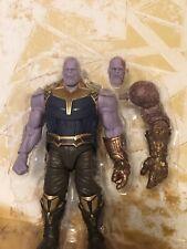 "Marvel Legends CHILDREN OF THANOS THANOS 6"" Figure W/ (Burned Arm) Loose"