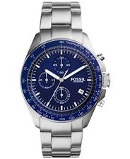 Fossil  Men's Chronograph Sport 54 Stainless Steel Bracelet Watch 44mm CH3030