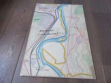 GRAND PLAN MANUSCRIT 1890 ARNAVILLE ARRY   Meurthe-et-Moselle