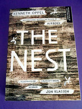 The Nest by Kenneth Oppel Signed 1st Edition Review Copy (ARC) PB Y/A Horror