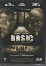 Basic - DVD ~ JOHN TRAVOLTA - NEUF - Version Française