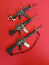 1/6 M4, M16A2 WEAPONS LOT FROM 21ST CENTURY TOYS