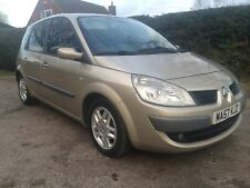 2007 57 RENAULT SCENIC DYNAMIQUE EXCLUSIVE LTD EDITION DCI*1 OWNER*FULL HISTORY