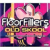 Floorfillers - Old Skool (3 X CD ' Various Artists)