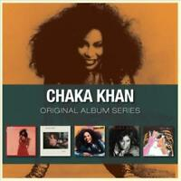 CHAKA KHAN - ORIGINAL ALBUM SERIES NEW CD