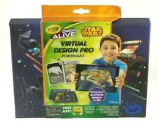 Crayola Virtual Design Pro Star Wars Coloring Book Kids Coloring Books