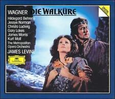 Die Walkure Valkyre Wagner Opera Deutsche Grammophon 4 CD Set