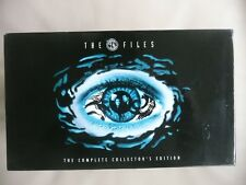 The X Files - Collector's Edition Seasons 1-9  (DVD, 2007, 61-Disc Box Set)