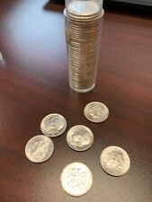 2 Rolls (100 dimes) 90% Silver 1964 or earlier Mix Dates Mints $10.00 Face