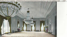 East Room  at The  White House     Washington DC   Unused Postcard   62616