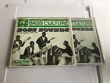 Bass Culture Boss Sounds (Early Reggae) RARE 2 CD MINT NEW UNSEALED 501479713819