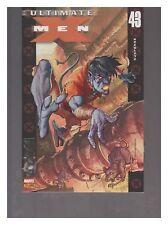 comics ULTIMATE  X-MEN 43  magazine  2008 TBE