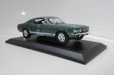 Modellauto Ford Mustang GTA Fastback 1967 1:18 35030125 Dunkelgrün