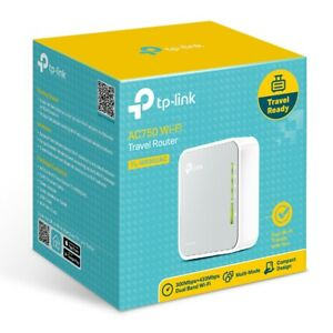 TP-Link TL-WR902AC AC750 750Mbps WiFi Wireless Mini Travel Portable USB Router