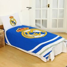 Real Madrid FC Pulse Reversible Single Duvet Quilt Cover and Pillowcase Set