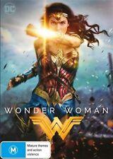 Wonder Woman DC DVD R4 2017 New & Sealed (Gal Gadot)