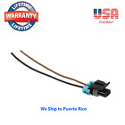 1 Connector ABS Wheel Speed Sensor Front Left or Right Fit Chevrolet GMC Isuzu