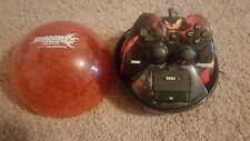 RARE Shadow The Hedgehog PlayStation 2 Controller by Sega used. Hard to Find.