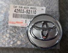 Authentic OEM TOYOTA Wheel Center Cap 57mm 08-13 Corolla Prius Yaris Vitz iQ
