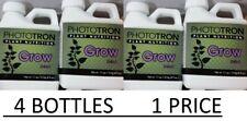 PHOTOTRON GROWLIFE DYNA GRO LIQUID FOLIAGE PRO NUTRIENT 9-3-6 FOUR BOTTLE X 11oz