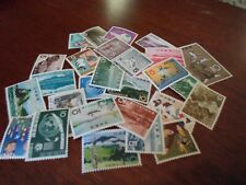 Collection lot 30 different large stamps of Japan MNH