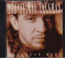 Stevie Ray Vaughan and Double Trouble Greatest Hits CD USED LIKE NEW