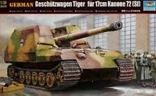TRUMPETER® 00378 WWII Geschützwagen Tiger für 17cm Kanone 72 (Sf) in 1:35