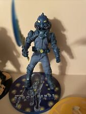 MEZCO ONE:12 COLLECTIVE BARON BENDS BLUE VERSION RUMBLE SOCIETY GREAT CONDITION